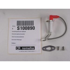 Remeha Elektrode S100890 Nr. 2012