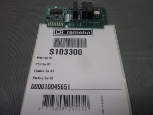 Remeha Print SU-01-S103300 Nr. 4002