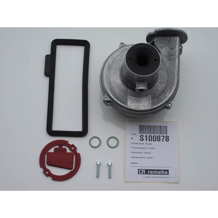 Remeha ventilator S100878-RG118 Nr.3002